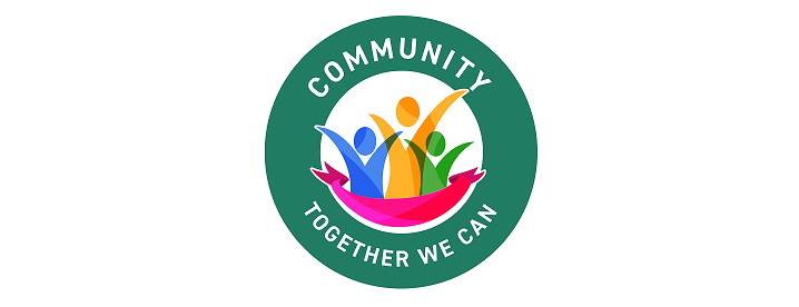 Together We Can Community Recognition Award logo