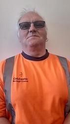 Photo of John, a team member