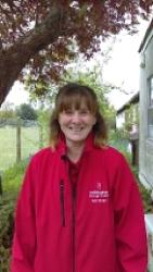 Photo of Caroline, a team member