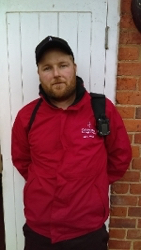 Photo of Karl, a team member