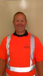 Photo of Wayne, a team member