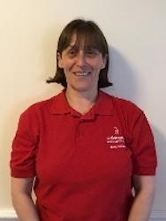 Photo of Melinda, a team member