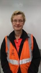 Photo of Frances, a team member
