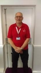 Photo of Geoff, a team member
