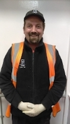 Photo of James, a team member
