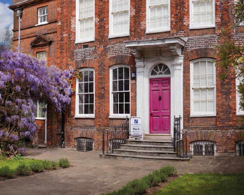 Colchester's Visitor Information Centre