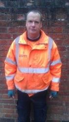 Photo of David, a team member