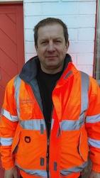 Photo of Ian, a team member