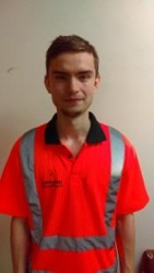 Photo of Nathan, a team member