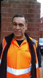 Photo of Patrick, a team member