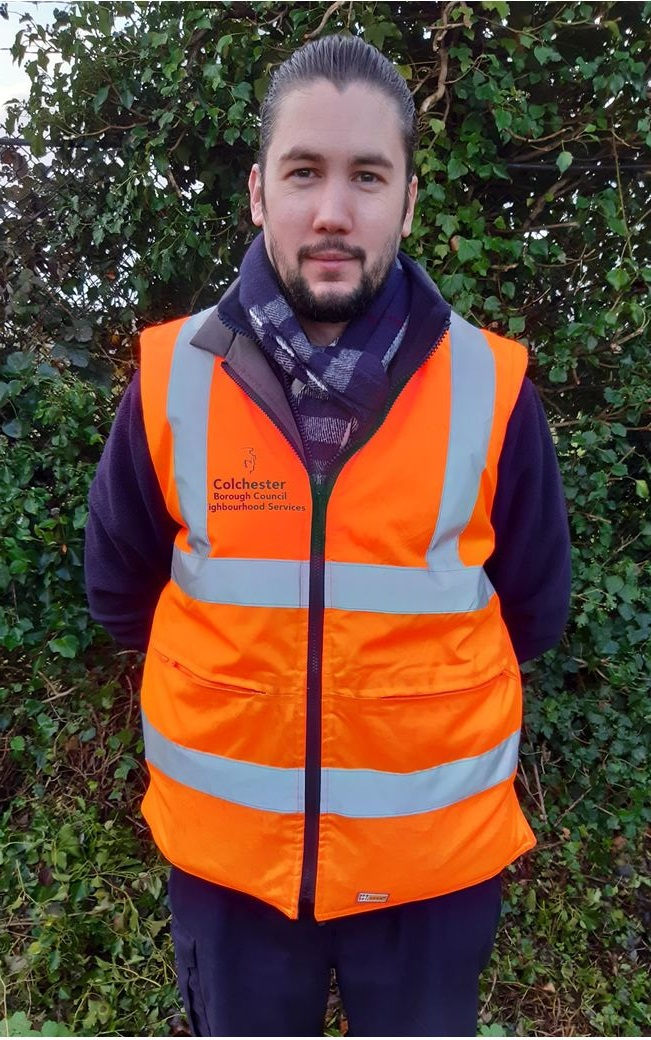 Photo of Paul, a team member